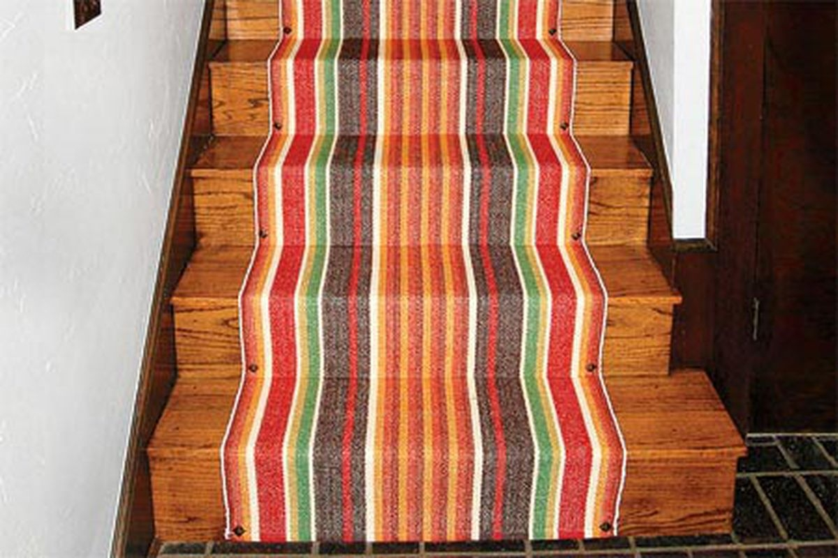Diy Stair Runner Install One In 4 Steps This Old House | Temporary Carpet For Stairs | Flooring | Protection | Stair Runner | Film | Magic Carpet