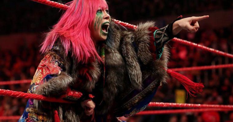 Rumor Roundup: AEW mystery star, Asuka title plans, WWE injury, more!