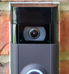 that s convenient for a number of reasons it s easier to install a video doorbell 2 and it has more options for its placement than one that has to be  [ 1200 x 800 Pixel ]