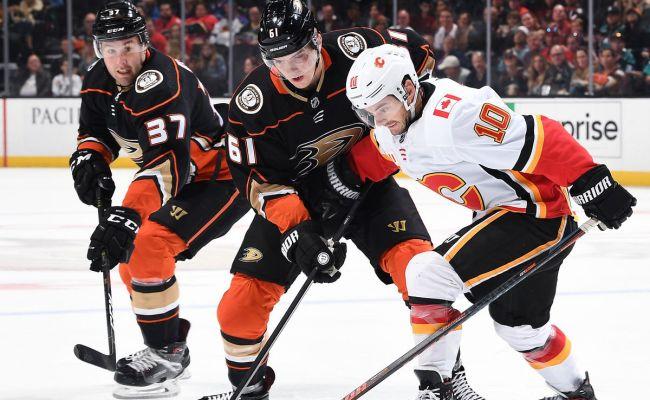 Flipboard The Ac Pod Anaheim Ducks Vs Detroit Red Wings
