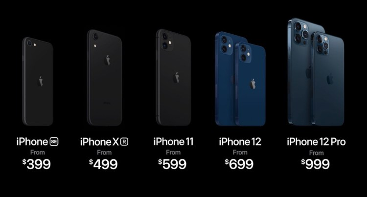 iPhone 12 Pro Max vs. iPhone 11 Pro Max, what are the differences?