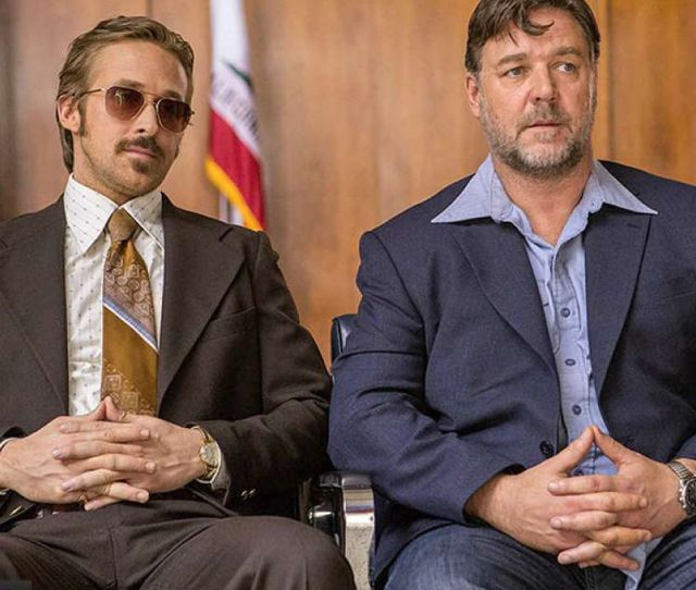 Ryan Gosling And Russell Crowe In The Nice Guys Warner Bros