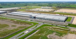 Foxconn says it might build EVs at empty Wisconsin site, or in Mexico