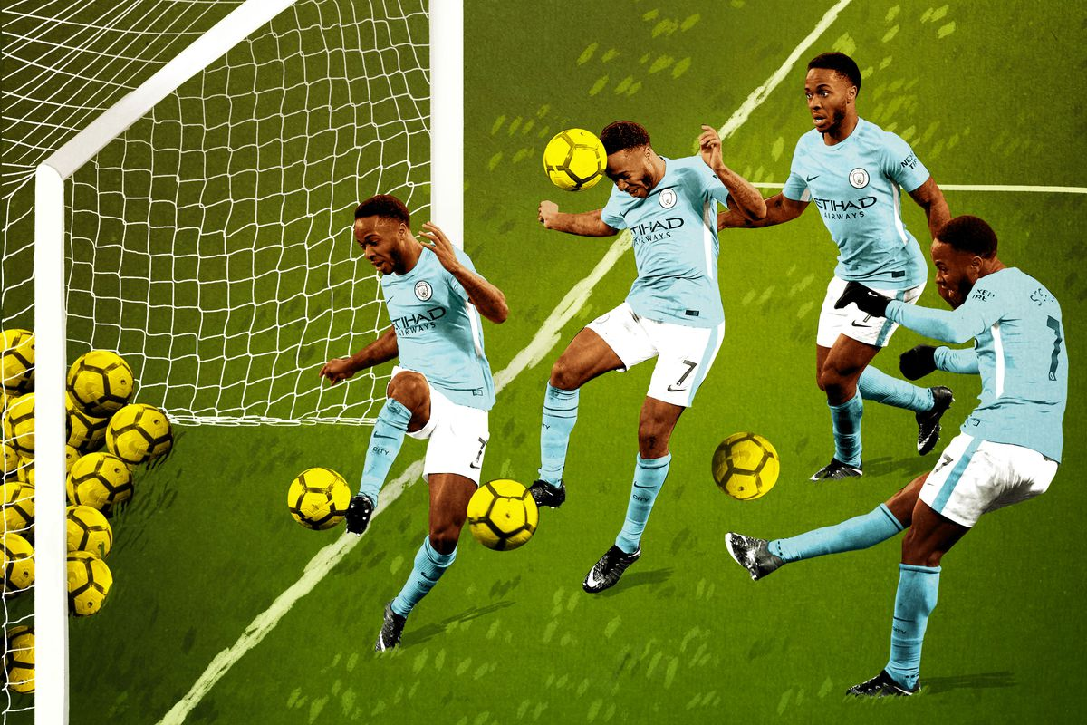 Raheem Sterling Proves That All You Know About Goal