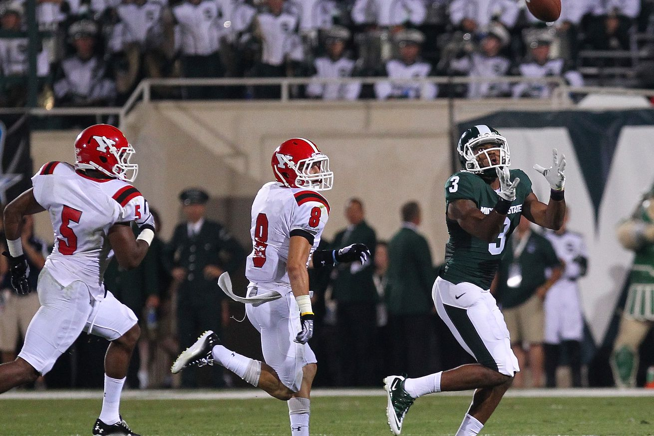 Youngstown State v Michigan State