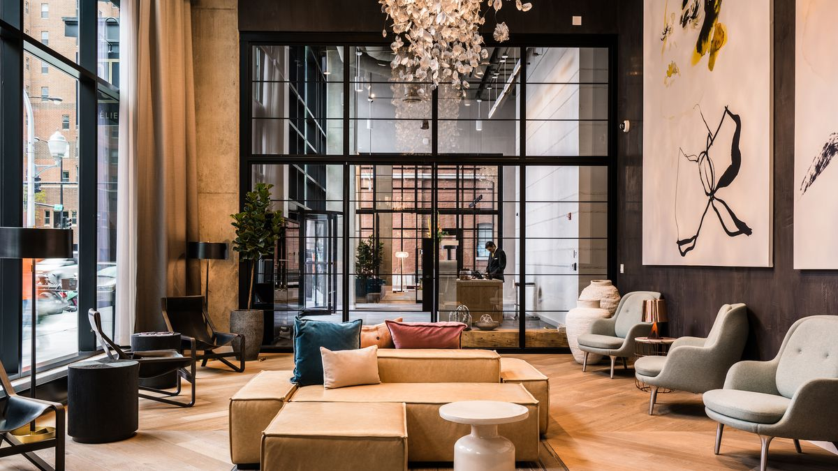 Inside Chicagos new Aurlien apartments  Curbed Chicago