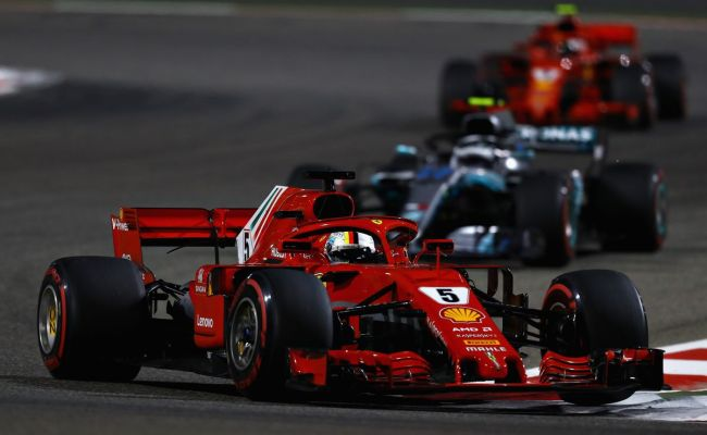F1 2018 Live Streaming Schedule And Results For The