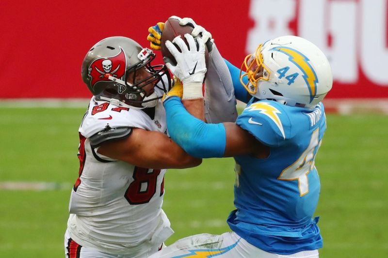 Image result for bucs vs chargers