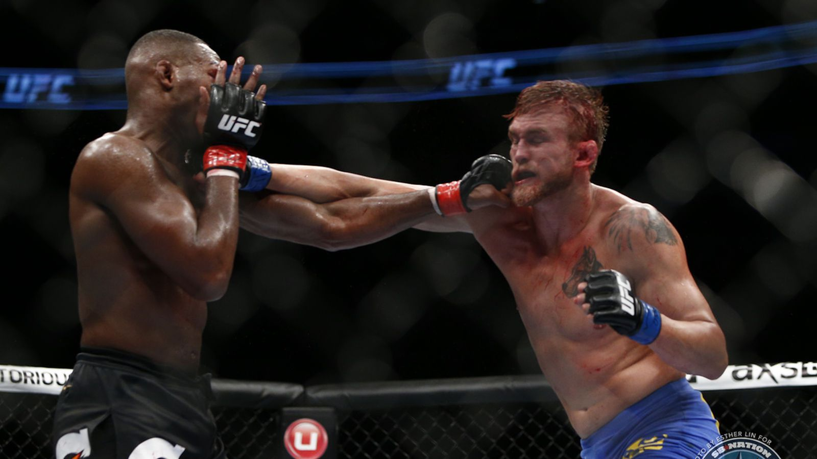 UFC 232 free fight video: Watch Jon Jones and Alexander Gustafsson go to war in epic title fight - MMAmania.com