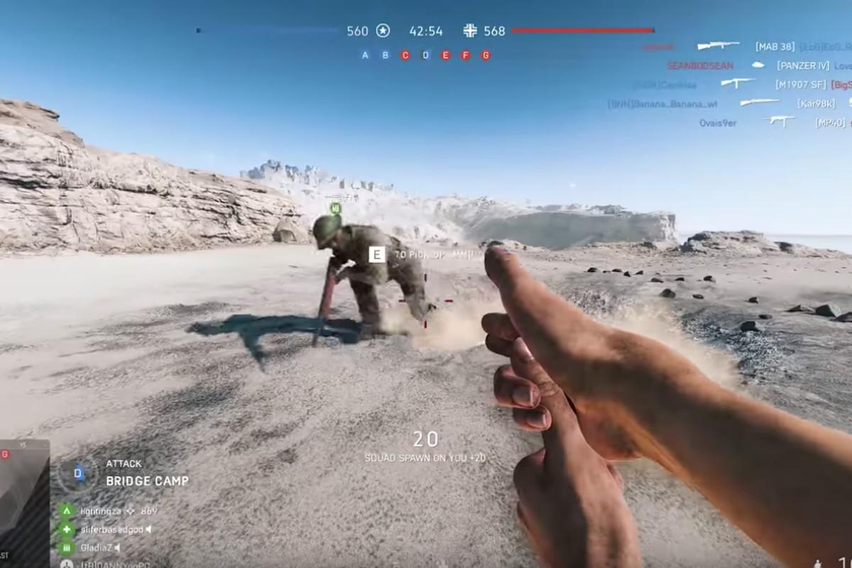 battlefield 5 s wacky