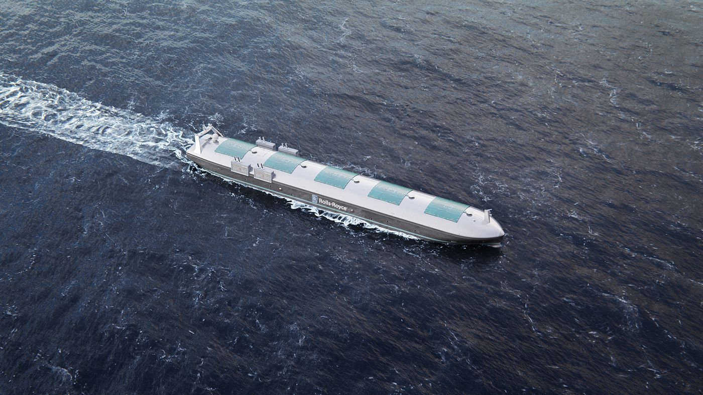 hight resolution of rolls royce is partnering with intel to make self driving ships a reality the verge
