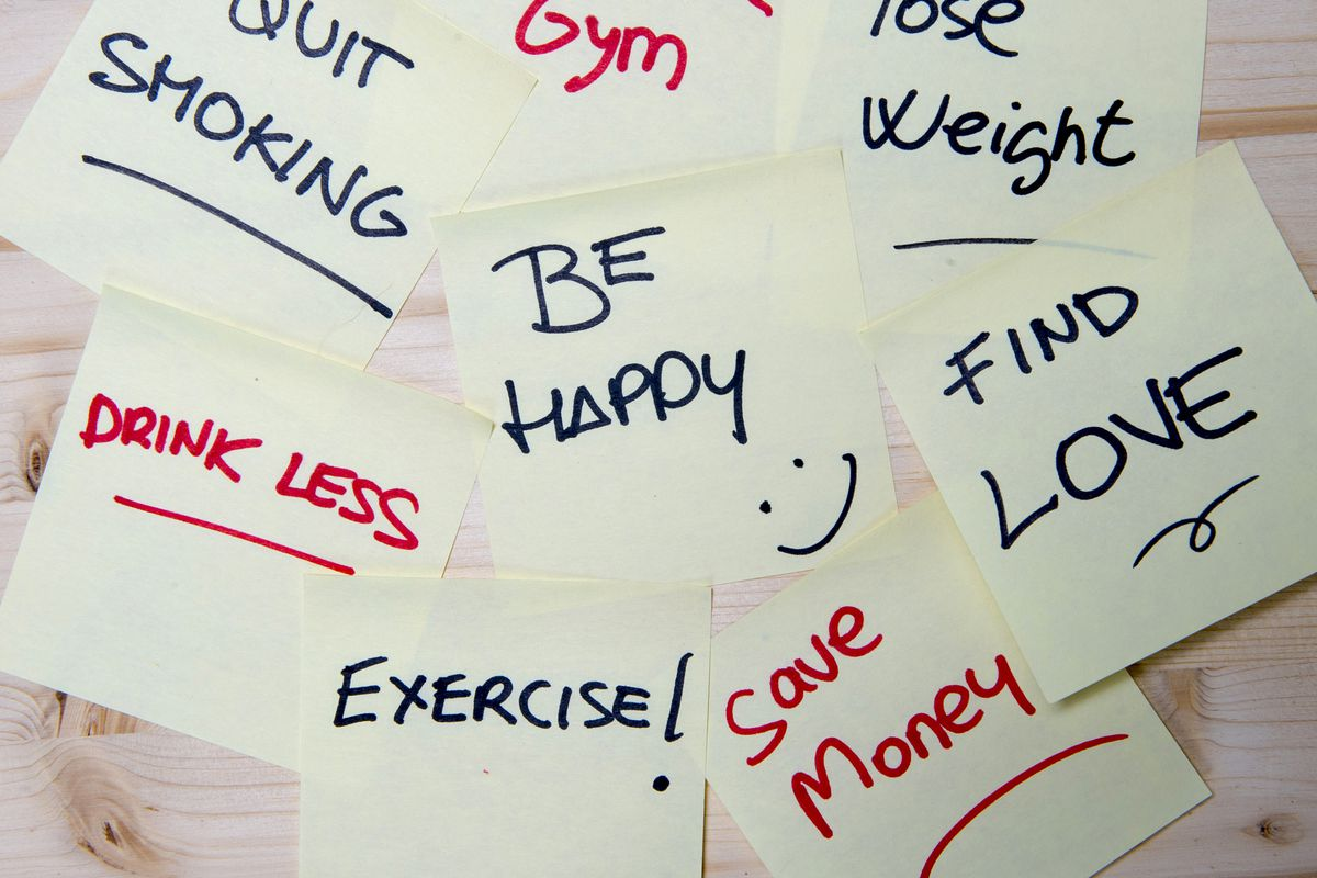 The Science Of Actually Keeping Your New Year S Resolutions