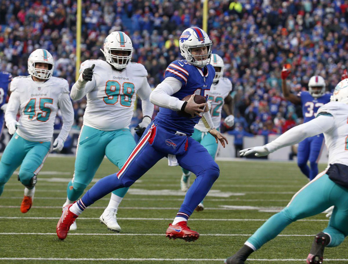 NFL: Miami Dolphins à Buffalo Bills