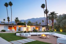 Palm Springs Hotels Places Stay - Curbed La