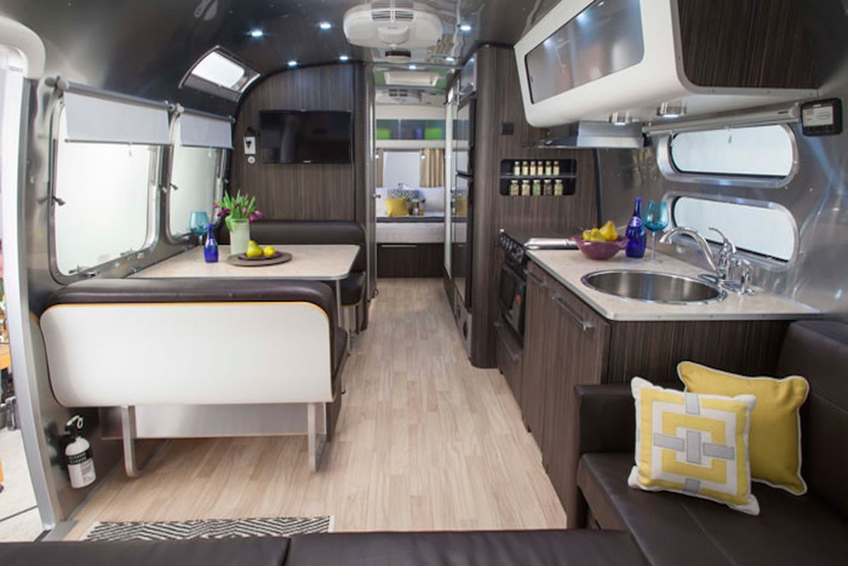 Airstream 2 Go lets you try camper life on for size  Curbed