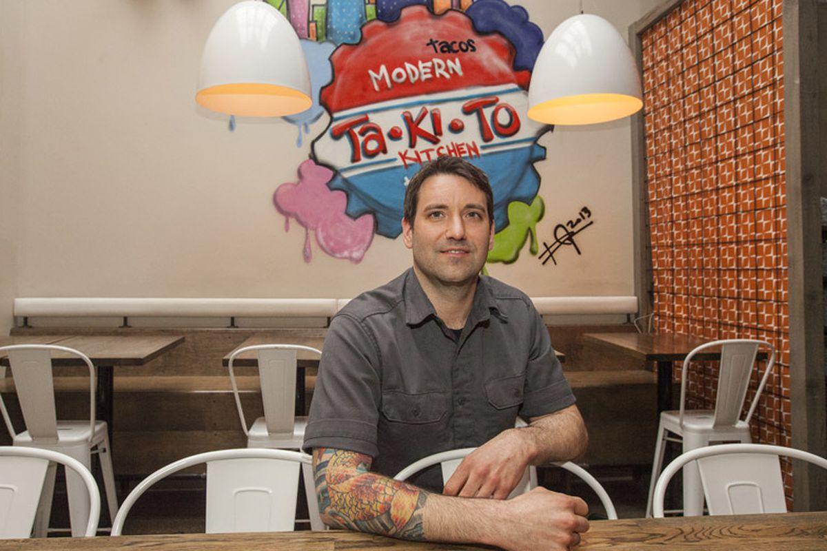 Chef David Dworshak Departs Takito Kitchen and Bar Takito