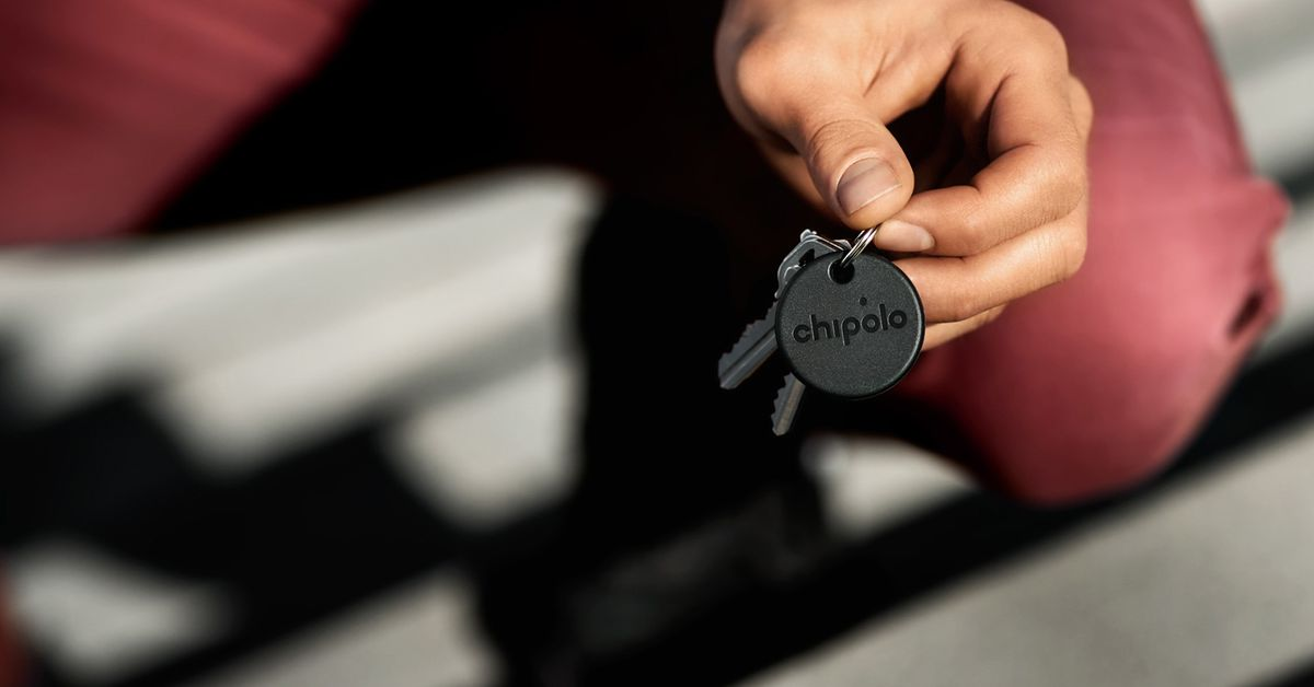 Chipolo's new One Spot Bluetooth tracker beats Apple's AirTags to the punch