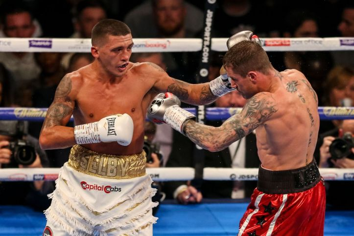 Lee Selby takes majority decision over Ricky Burns - Bad Left Hook