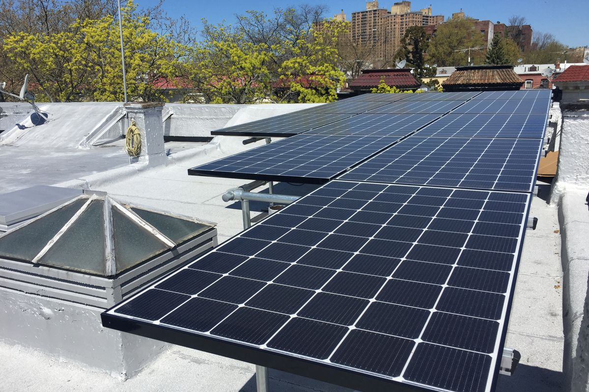 how to install solar