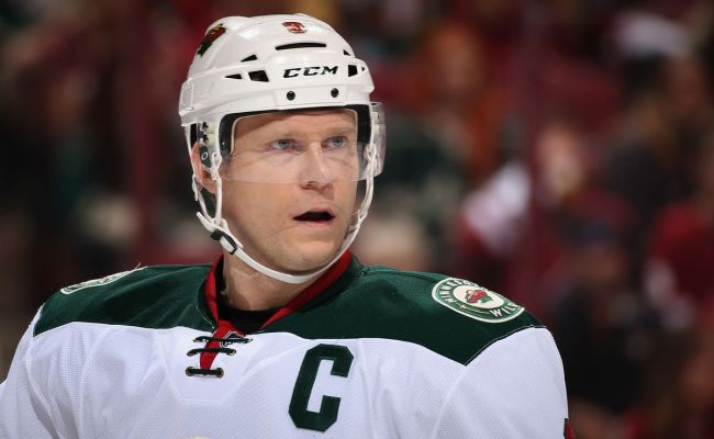 Mikko Koivu Signs 2 Year 11 Million Extension With