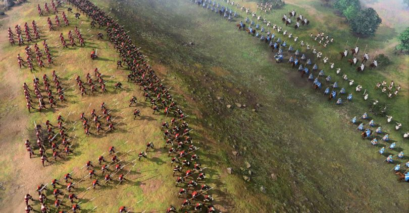 The team behind Age of Empires IV wants you to learn history while playing the game