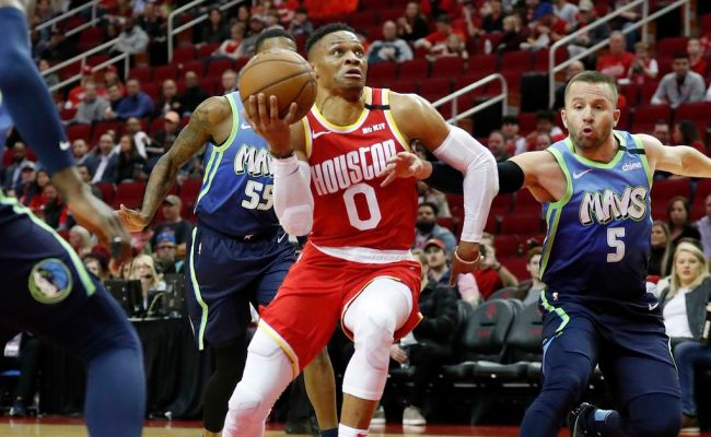 Rockets Vs Mavericks Game Thread The Dream Shake