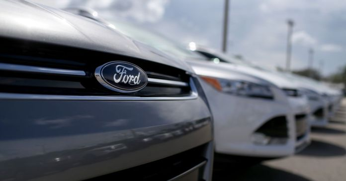 Ford will idle its Kentucky plant this week amid semiconductor shortage