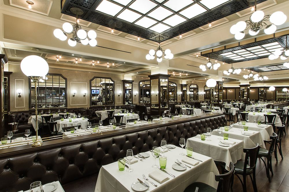 The 21 Hottest Restaurants in Las Vegas Right Now. December 2014 - Eater Vegas