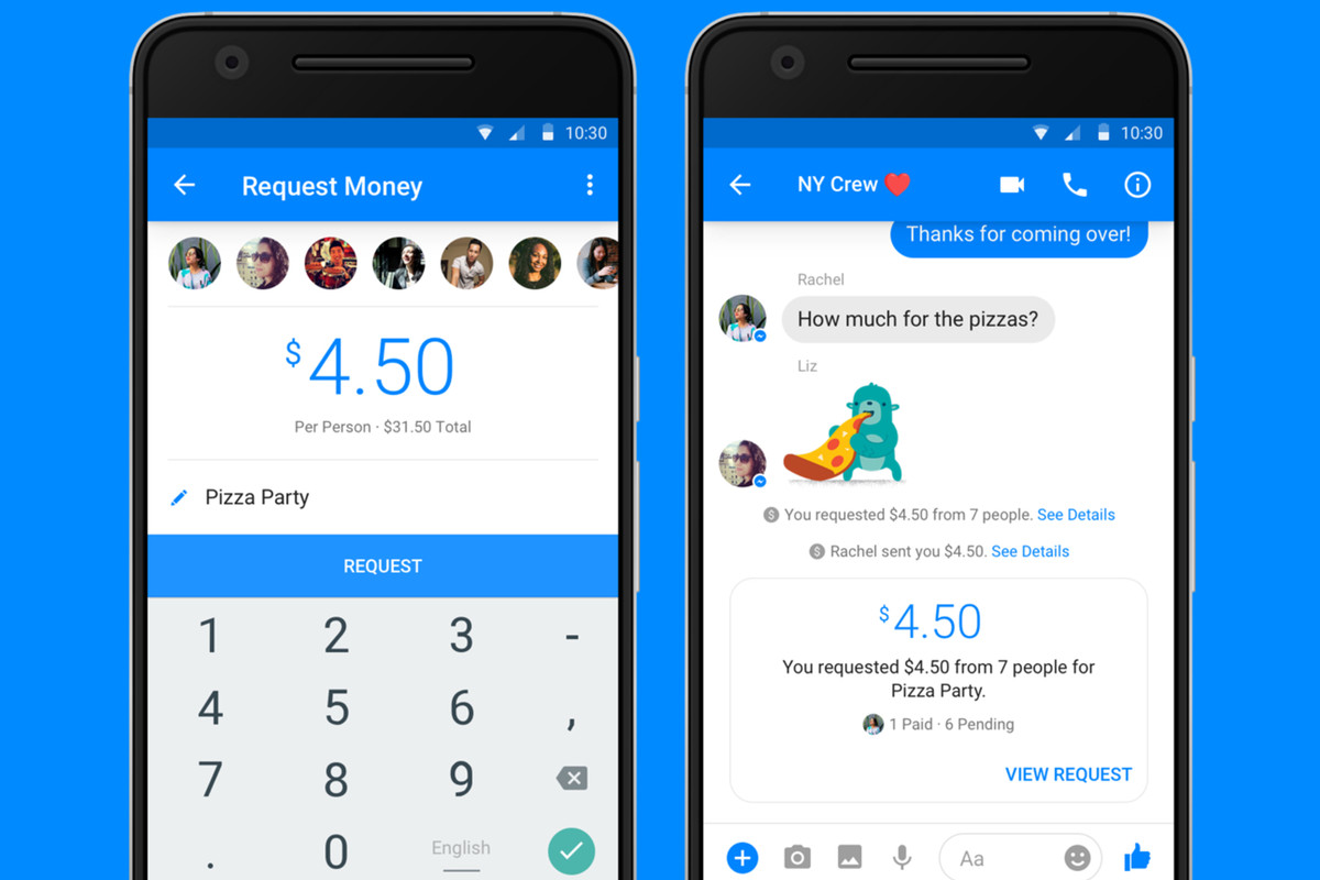 facebook messenger now supports