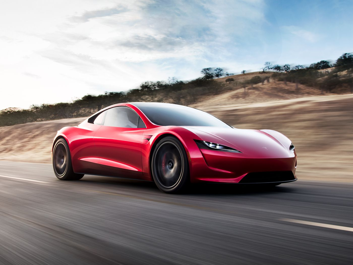 Teslas New Second Generation Roadster Will Be The Quickest