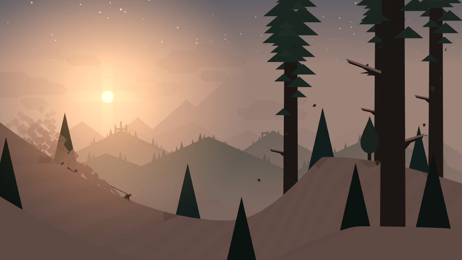 Iphone Ios 7 Animated Wallpaper Get Ready To Feel Some Snowboarding Emotions With Alto S