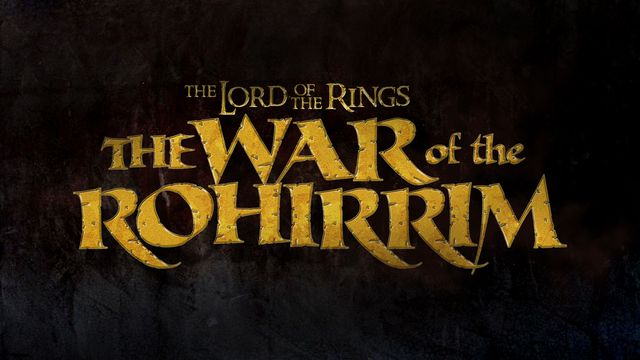 LoTR3.0 WB revives The Lord of the Rings with animated movie War of the Rohirrim   Polygon