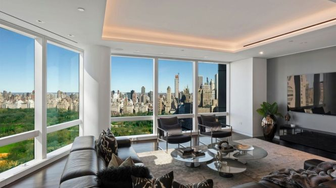 Time Warner Center Duplex Finally