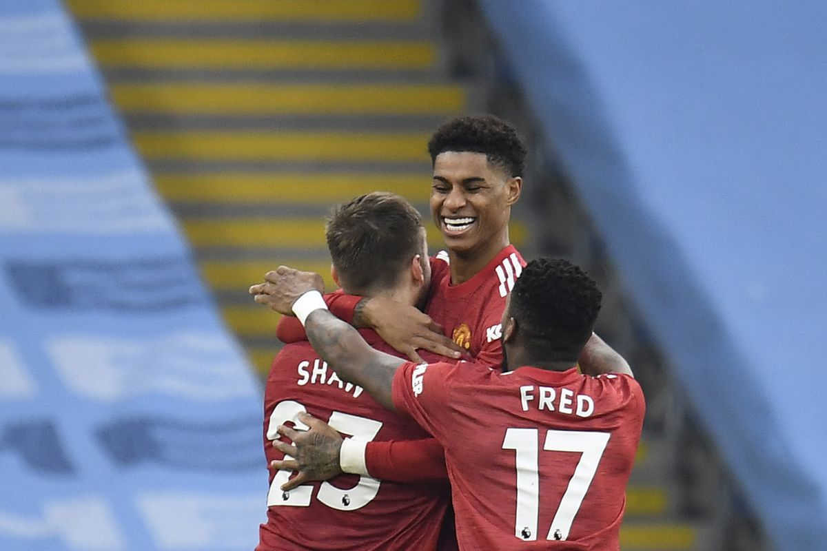 Player Ratings: Manchester City 0-2 Manchester United - The Busby Babe