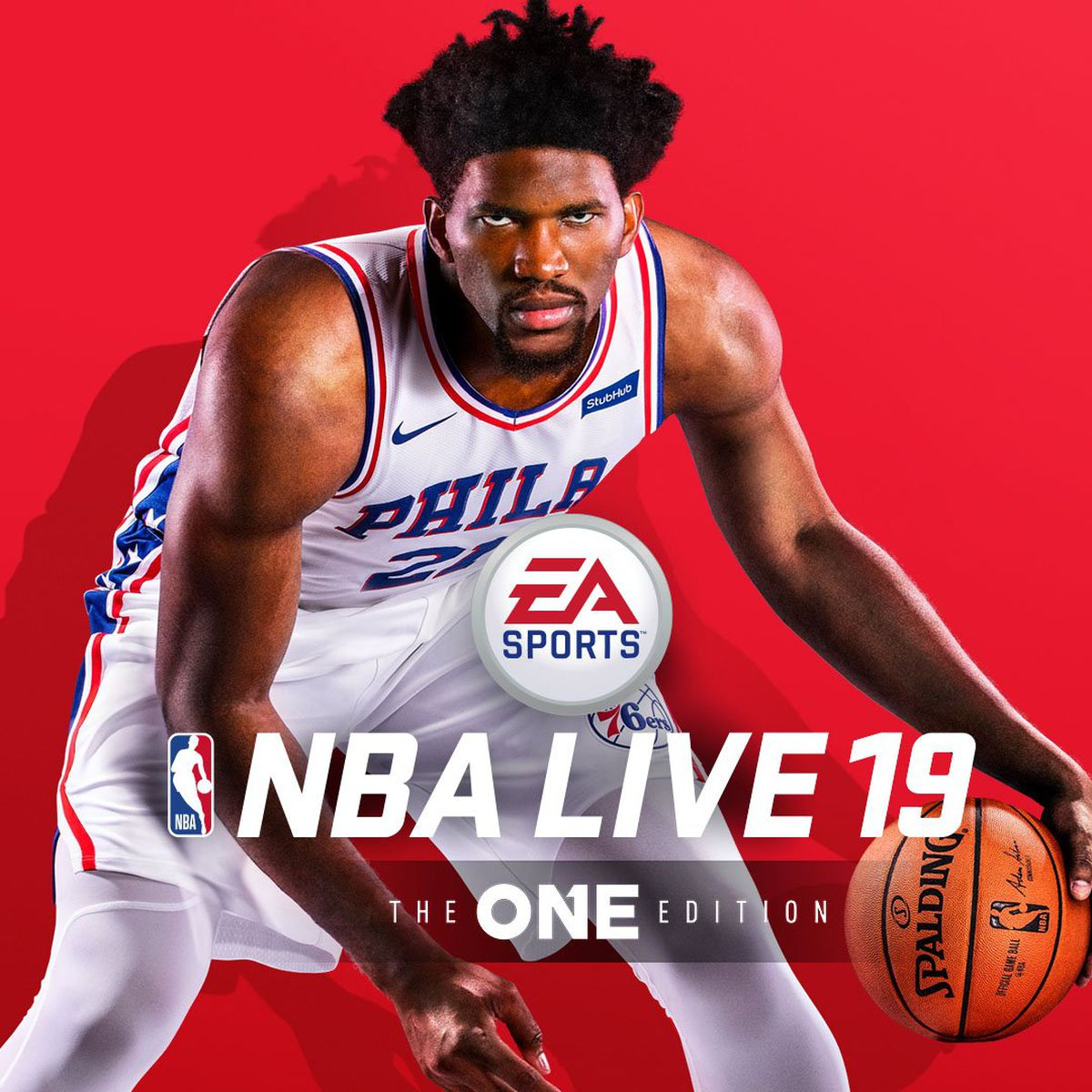 Nba Live 19 Cover Athlete Is Sixers' Joel Embiid Polygon