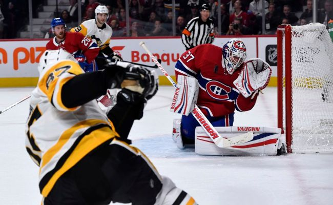Canadiens Vs Penguins Start Time Tale Of The Tape And