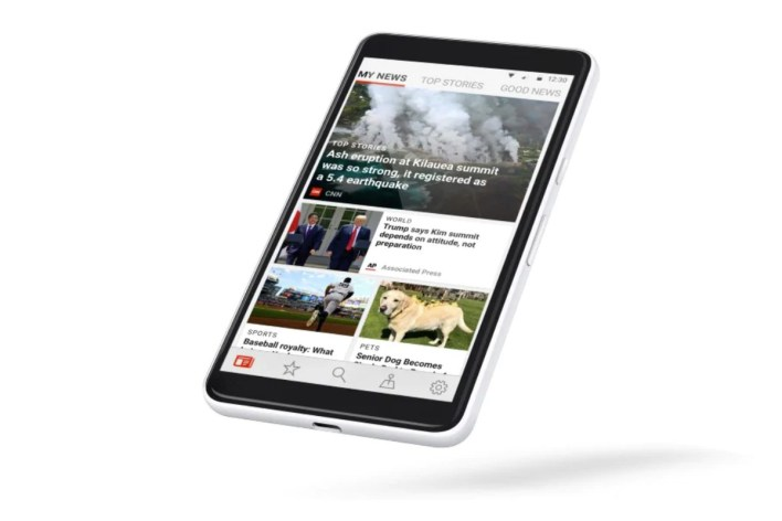 microsoft news launches on android and ios as rebranded msn app - the verge