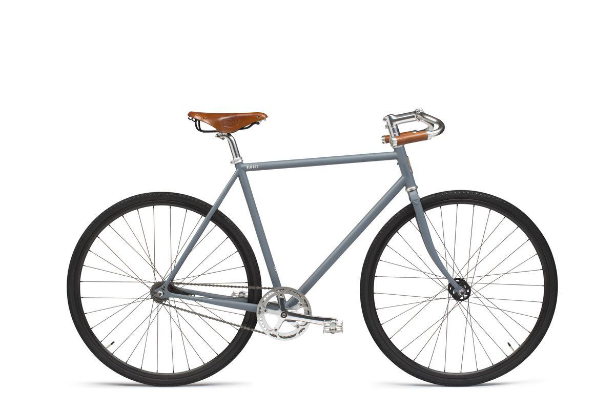 Furniture Brand Blu Dot Now Sells A Minimalist Bike