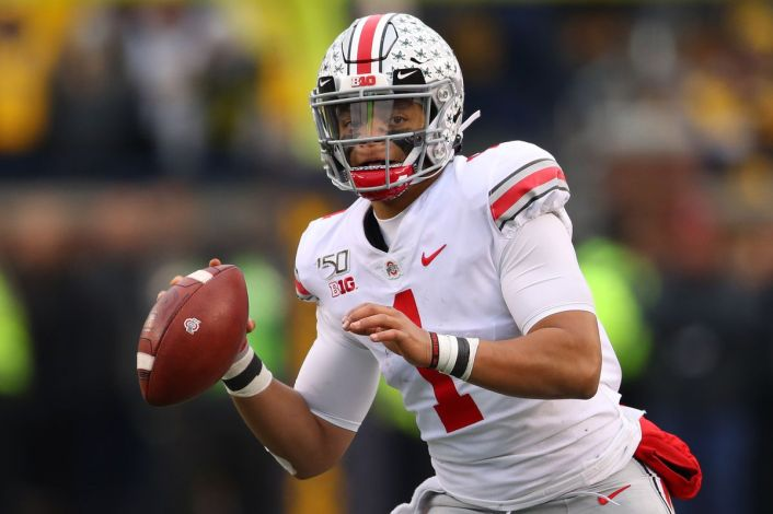 Patriots send the big guns to visit Justin Fields' second Pro Day - Pats  Pulpit