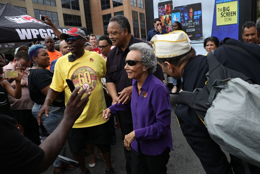D.C. Institution Ben's Chili Bowl Holds 60th Anniversary Party