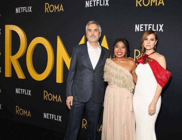 Netflix 'Roma' Premiere