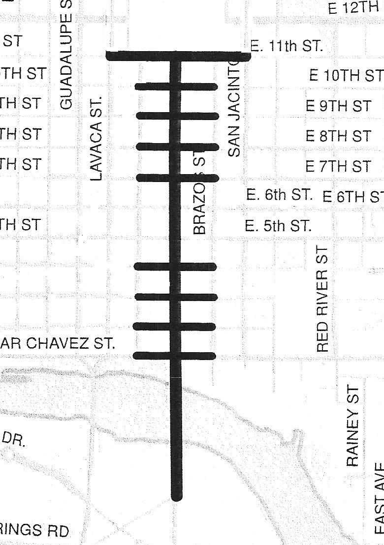 Weekend street closure: Texas Independence Day parade