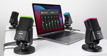 Rode Connect lets you mix up to four USB mics at once