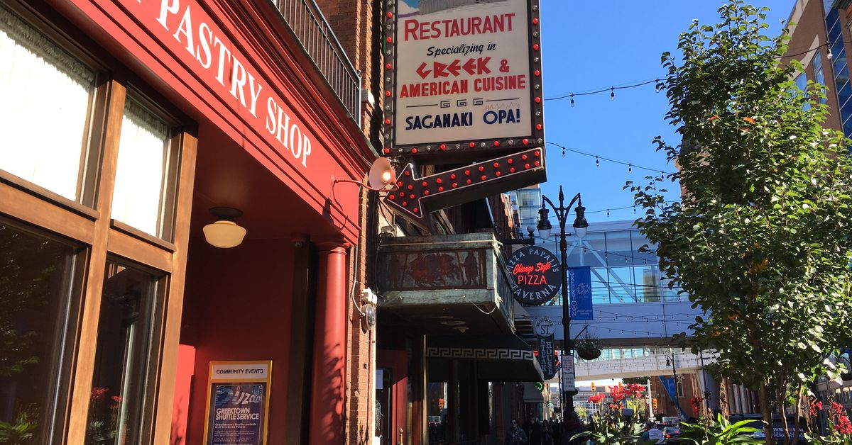 Greek Restaurant Las Vegas