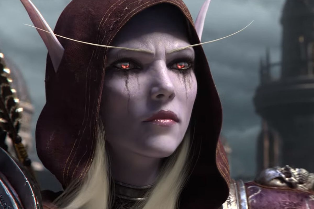 The End Wallpaper Cute World Of Warcraft Is Redefining Undeath And Rewriting A