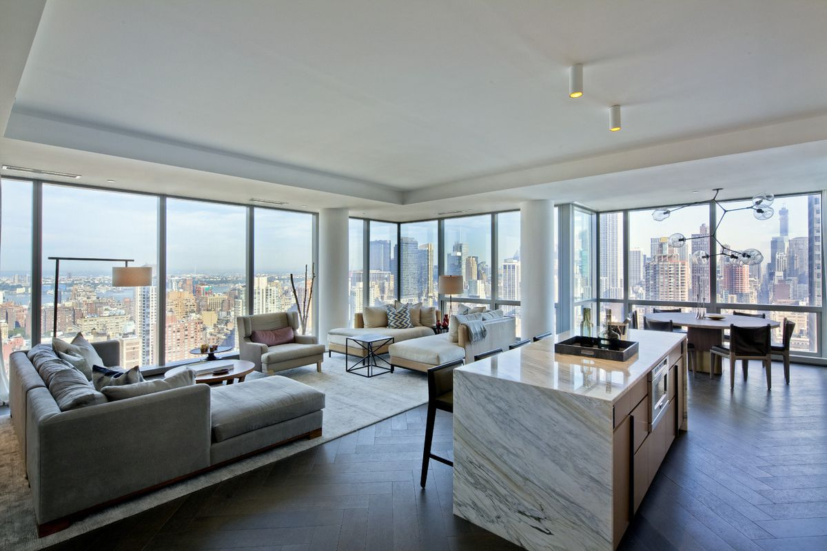 Tom Bradys NYC apartments are highend paparazziproof condos  Curbed NY