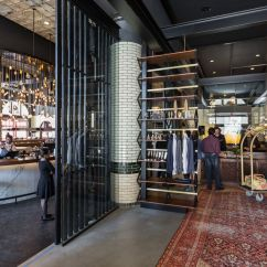 Kitchen Fixtures Elegant Curtains Valances Inside The Foundation Hotel In Downtown Detroit - Curbed ...