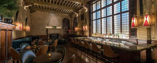 The Siest Commuter Bar Has Reopened In Grand Central Former Campbell Apartment
