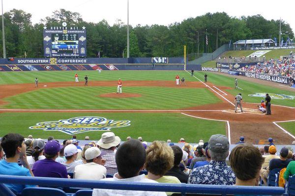 Mississippi State SEC Baseball