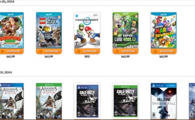 Redbox Online Rental Service To Begin Offering Wii U Ps4